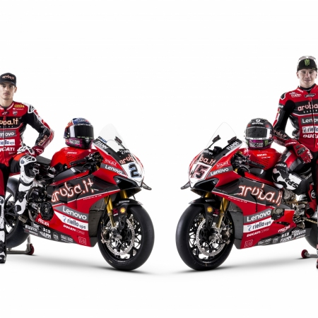 2021 | Team Launch | Aruba.it Racing - Ducati