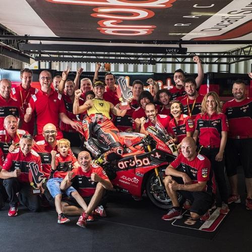 Team - Aruba.it Racing - Ducati