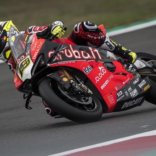 Álvaro Bautista (Aruba.it Racing - Ducati #19)