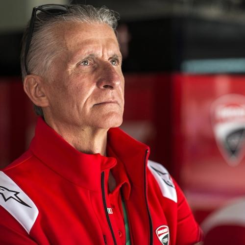 Paolo Ciabatti - Ducati