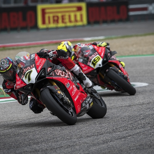 Aruba.it Racing - Ducati  #7# 19