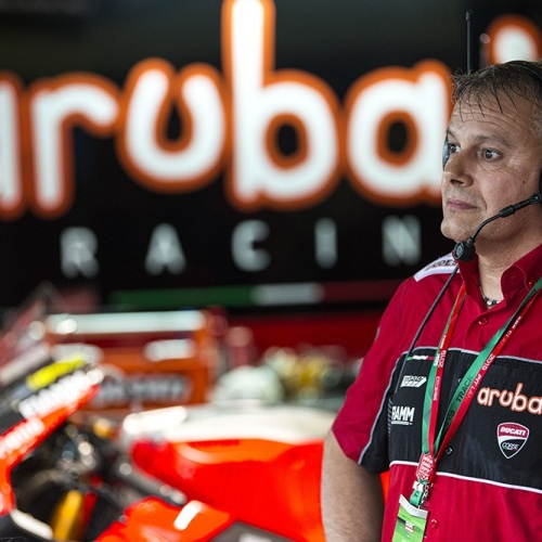 Box - Aruba.it Racing - Ducati