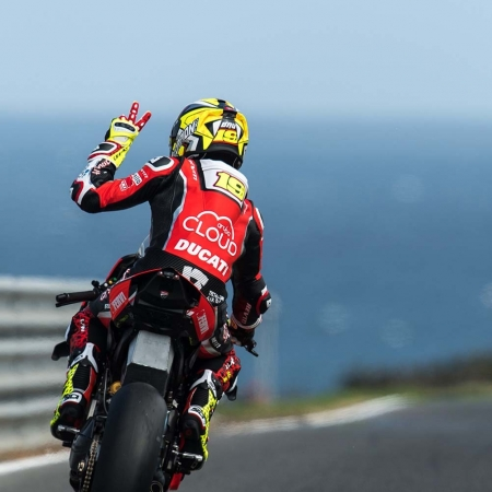 Test - Phillip Island (February)